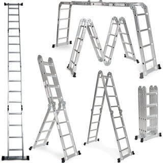Folding Ladder - 4 Section